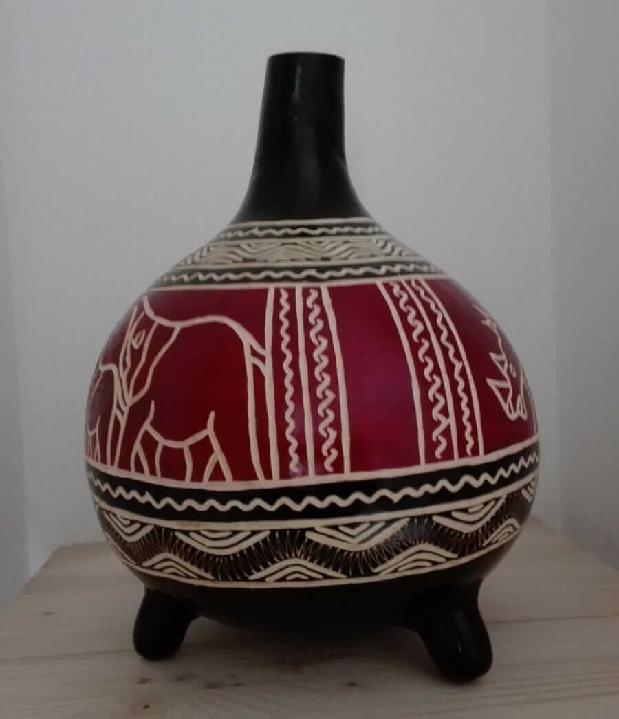Calabash Pot from Kenya 23