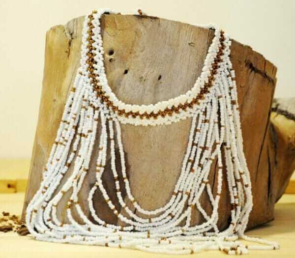 Bead Necklace from Africa