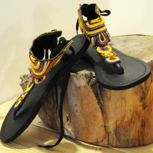 African Sandals for Women