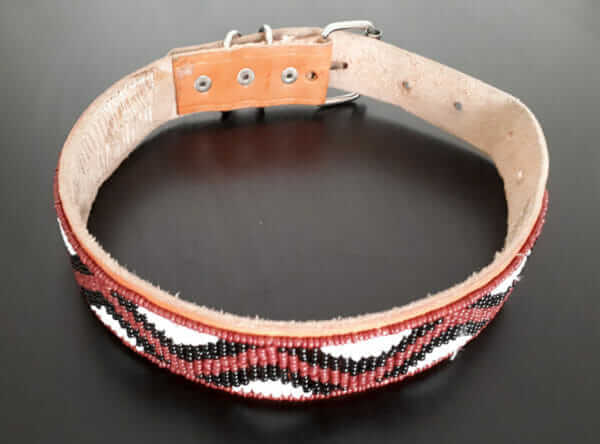 Dog Collars from Africa