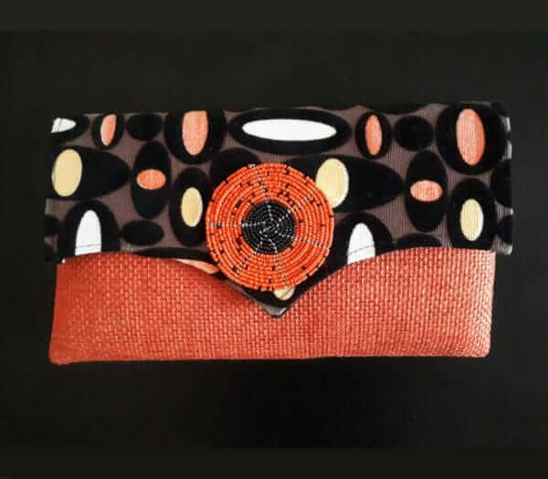 Orange Pochette Kenya